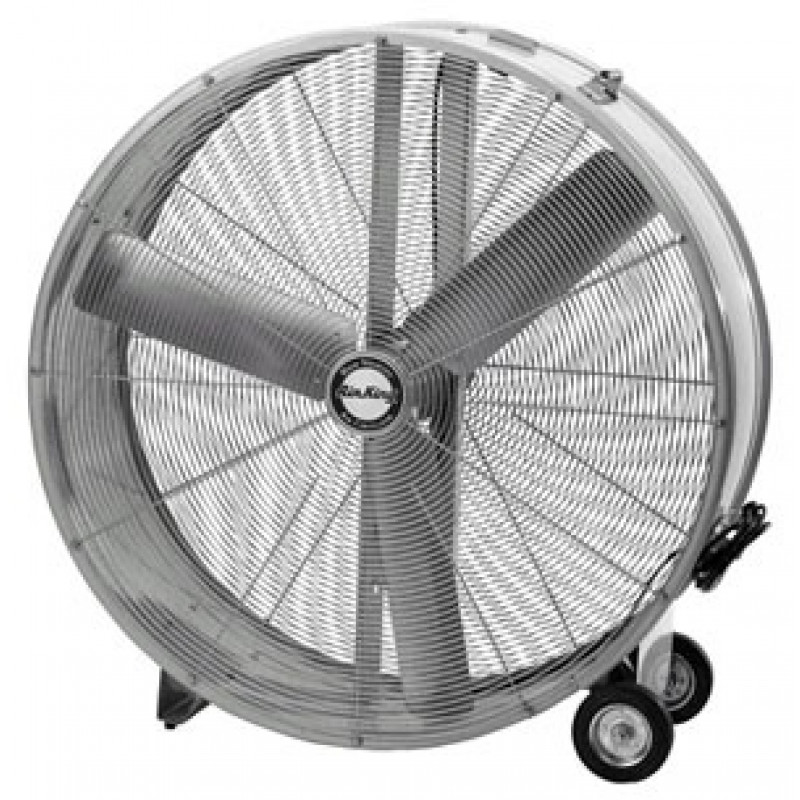 Direct Drive Drum Fan : Inch direct drive drum fan