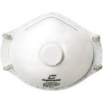Gateway TruAir N95 Particulate Respirator with Exhale Valve