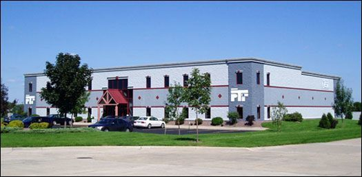 FloorScrubbers.com Warehouse and offices located in Appleton, Wisconsin.
