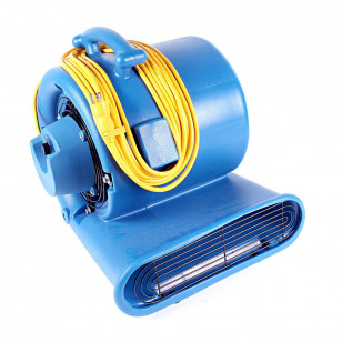 Trusted Clean 2400 CFM 3-Speed Air Mover
