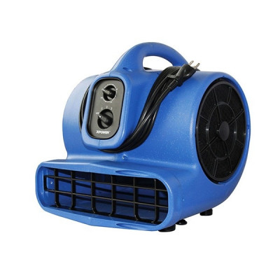 Professional Airmover with Filter Kit and timer