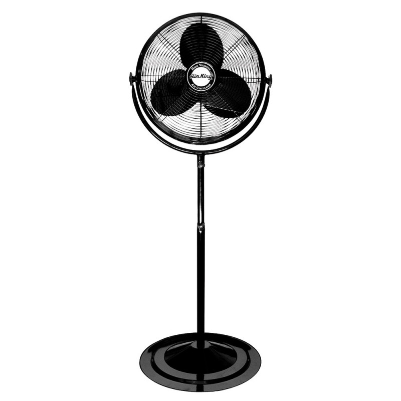Stand Up Fan : Quot stand up pedestal fan for fitness gyms cfm