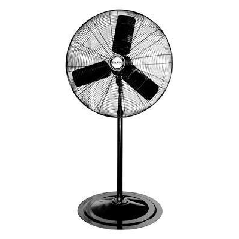 Heavy Duty Fan >> Air King Heavy Duty Non Oscillating 30 Inch Pedestal Fan
