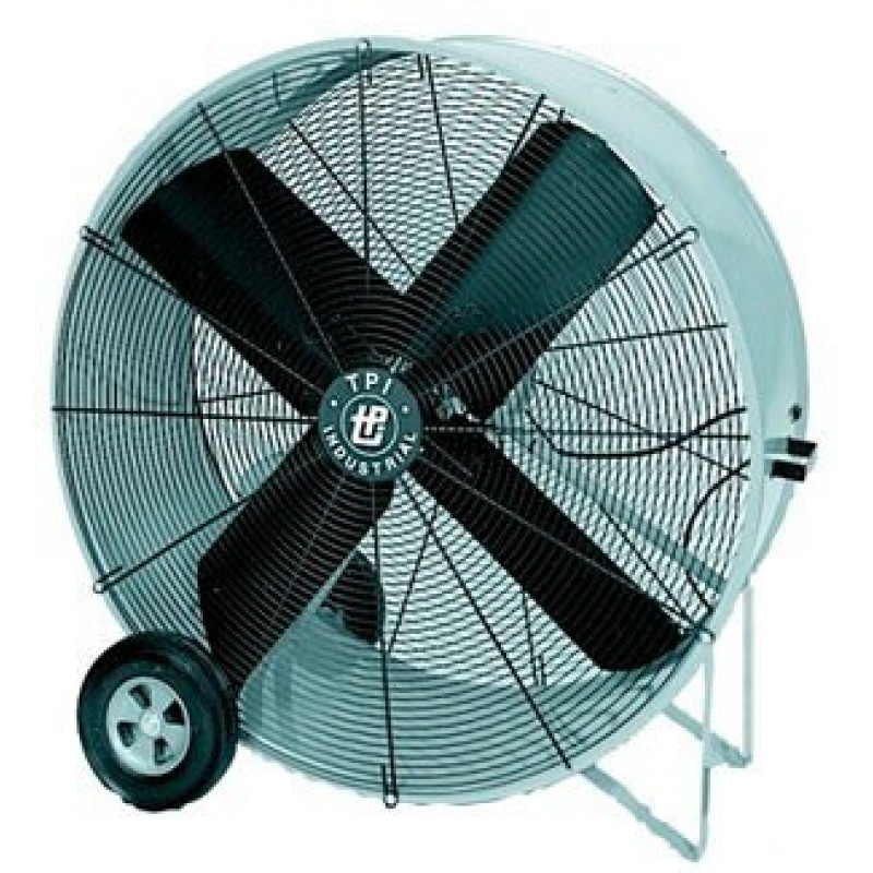 Large Industrial Fans : Inch industrial cooling blower steel fan blades