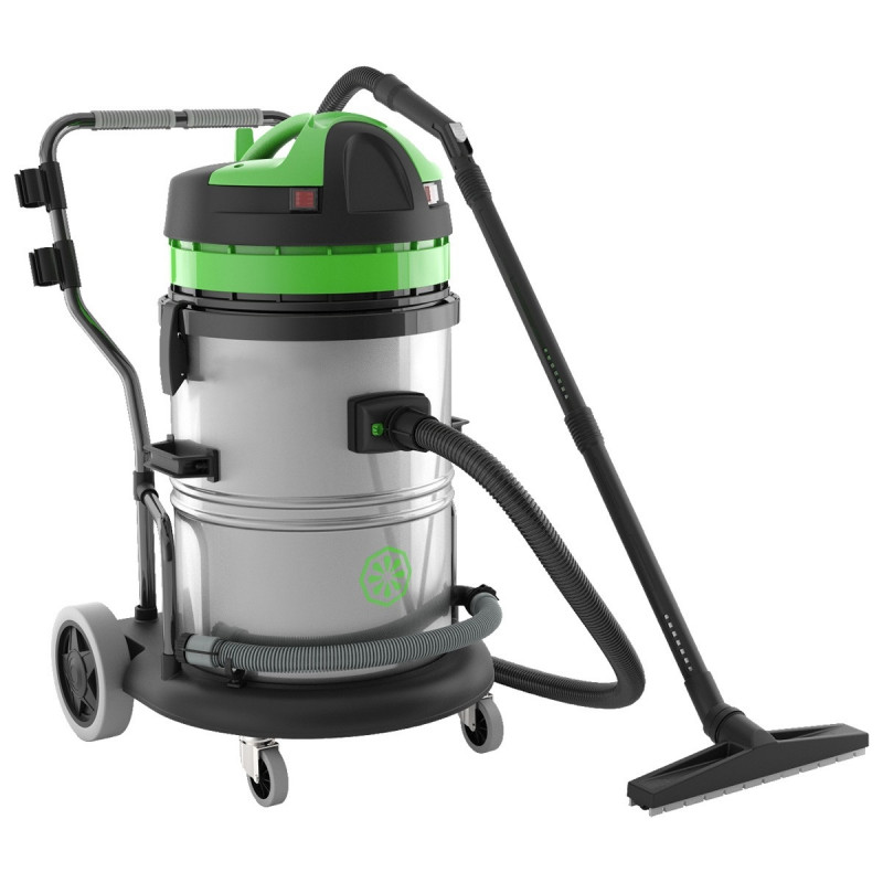 Flooded Basement Water Recovery Vacuum 16 Gallon Steel