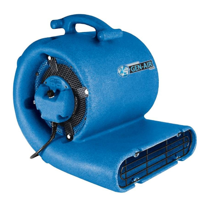 Air Moving Fans : Floor drying air mover
