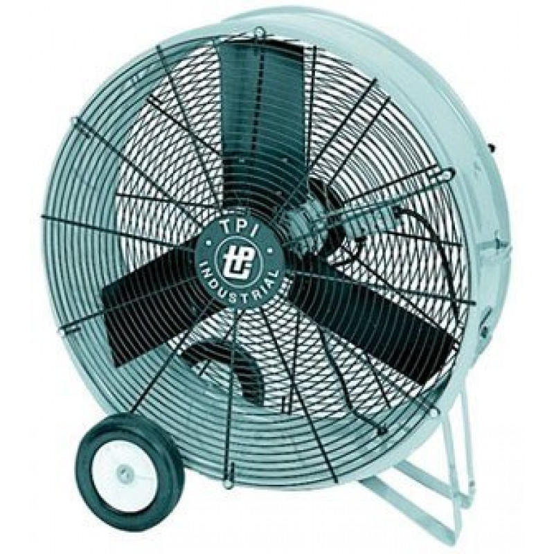 Air Moving Fans : Inch warehouse drum fan