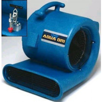 Air Moving Fan w/ Carpet Clamp