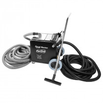 Water Vacuum with Pump Out System