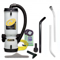 Mold Removal Backpack Vac with HEPA Filtration