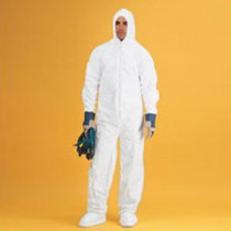 Keyguard Bunnysuit Coverall – White
