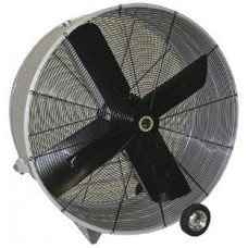 Portable Man Cooler Fan - Belt Drive