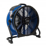 Xpower® X-48ATR High Heat Axial Fan that Kills Bed Bugs (1/3 HP) - 3,600 CFM