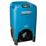 Dri-Eaz® LGR 2800i Commercial Dehumidifier - 25 gals/day Max Removal