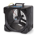 Powr-Flite® PDF5 Daisy Chain Flood Drying Axial Fan (1/4 HP) - 3,000 CFM